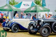 Supporting photo for Silverstone Classic 2019 - Bentley Centenary